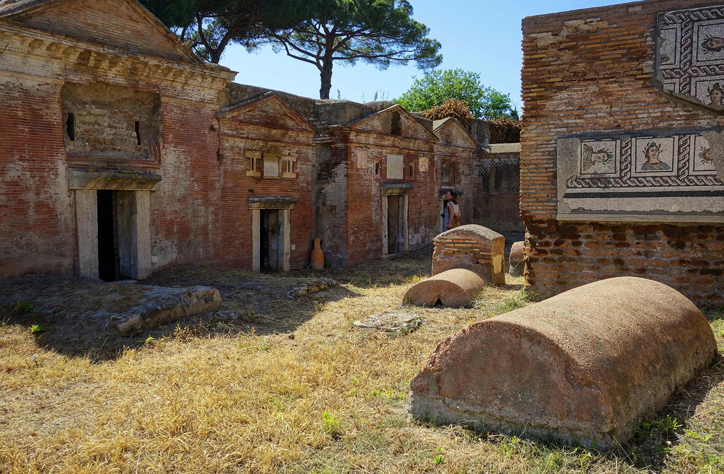 Visitare la Necropoli di Porto
