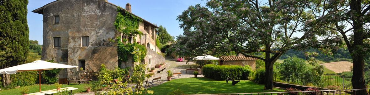 Ore 16:00 - Visita l'antico Borgo di Tragliata