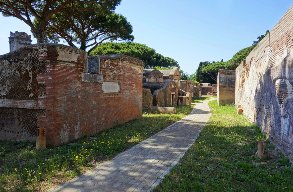 Necropolis of Portus