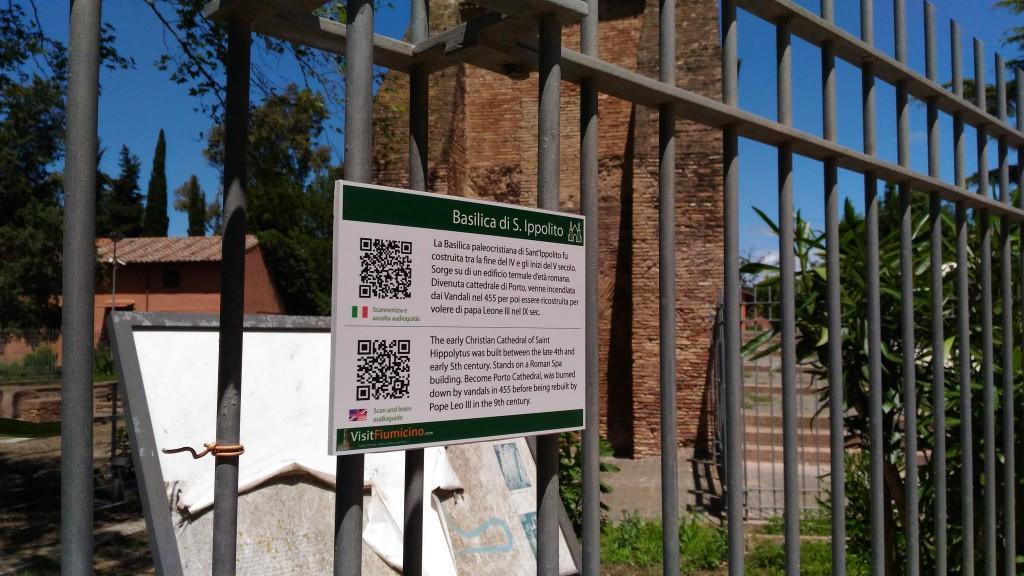 OpenMuseum: Fiumicino diventa un museo a cielo aperto