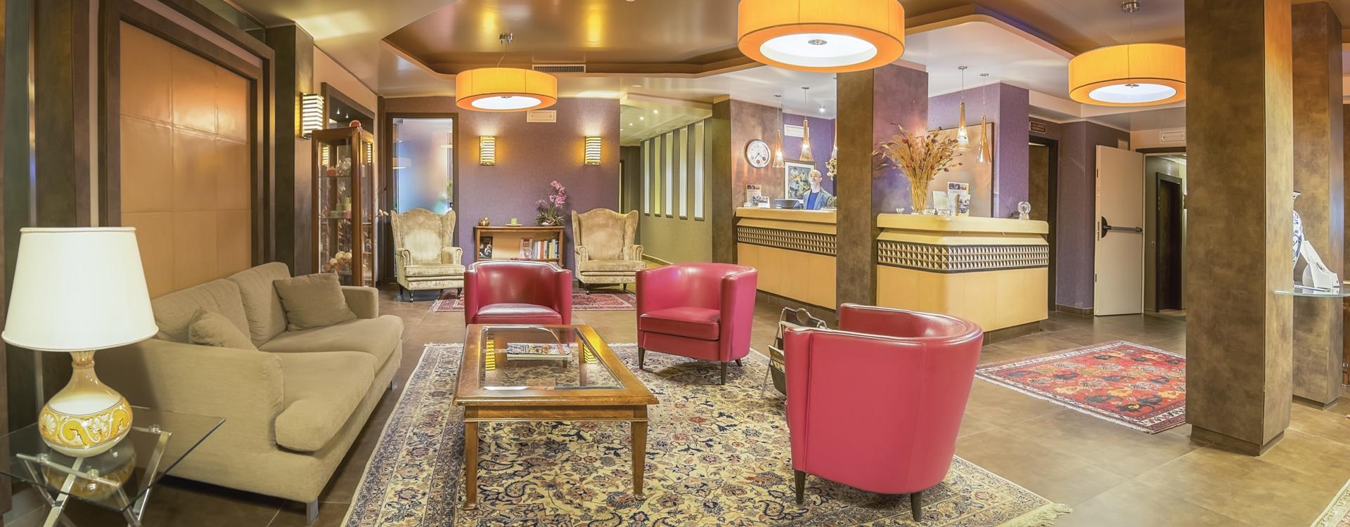 Fiumicino Airport Hotel