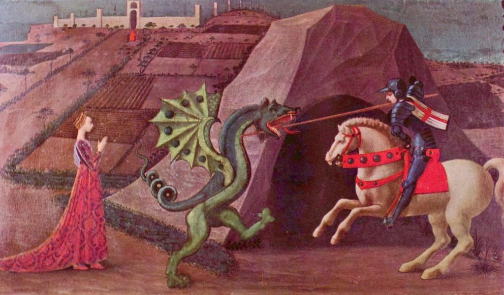 San Giorgio e il drago (dipinto di Paolo Uccello)
